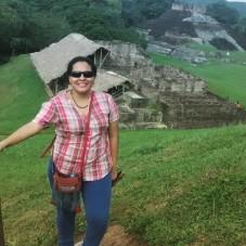 Zona Arqueologica de Comalcalco Tabasco - Foto de Mariana de la Cruz