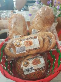 Pan de dulce típico - Foto de Mariana de la Cruz