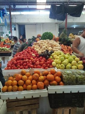 Frutas y Verduras - Foto de Mariana de la Cruz