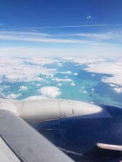Llegando a Cancún