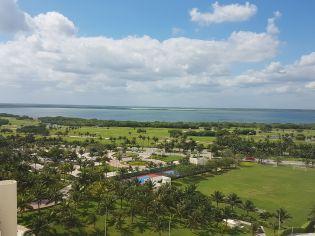 Vista desde el Hotel Seadust Cancún