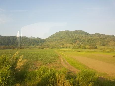 Llegando a Tuxtla Veracruz