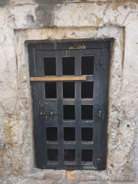 Puerta de la prisión de Chucho el Roto